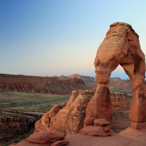 Arches National Park - GO2USA